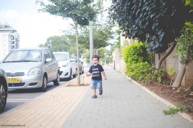 אתגר צילום ילדים - שבוע 46