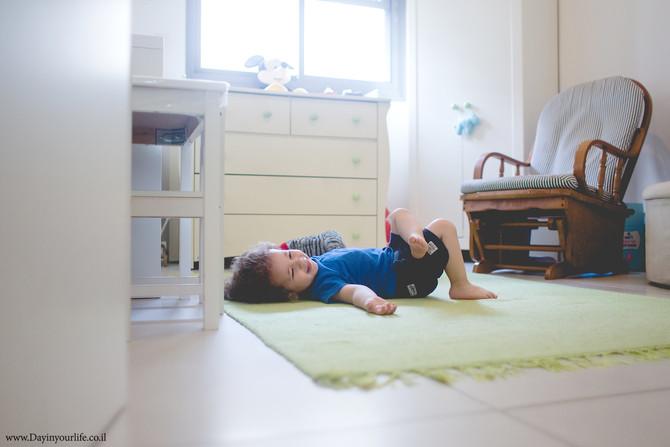 אתגר צילום ילדים - שבוע 9