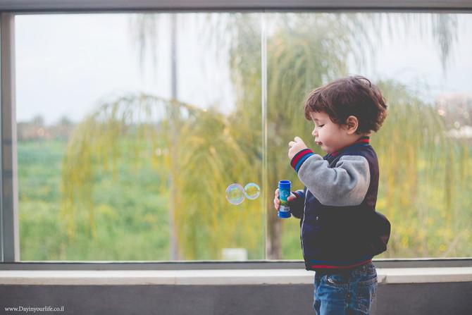 אתגר צילום ילדים - שבוע 28