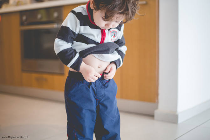 אתגר צילום ילדים - שבוע 27