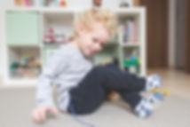 צילום ילדים בבית