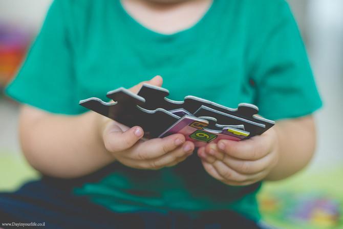 אתגר צילום ילדים - שבוע 11