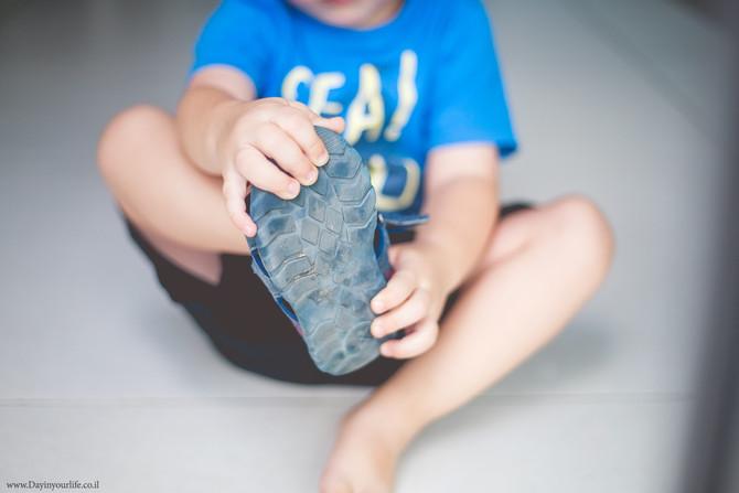 אתגר צילום ילדים - שבוע 49