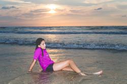 בוק בת מצווה בים