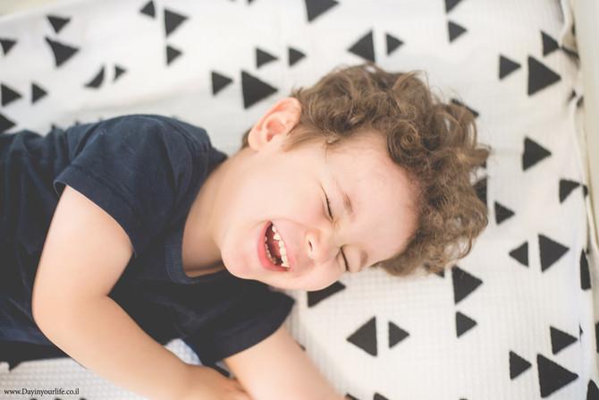 אתגר צילום ילדים - שבוע 38