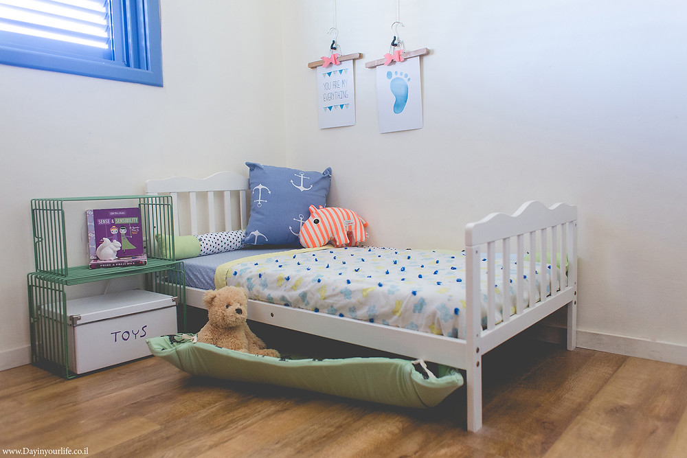 צילום חדרי ילדים