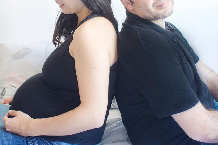 צילום הריון בתאורה טבעית
