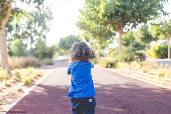 אתגר צילום ילדים - שבוע 8