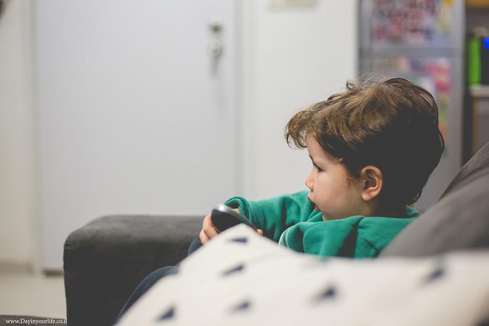 אתגר צילום ילדים