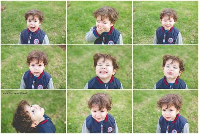 אתגר צילום ילדים - שבוע 29