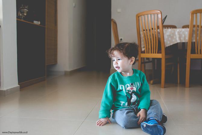 אתגר צילום ילדים - שבוע 22