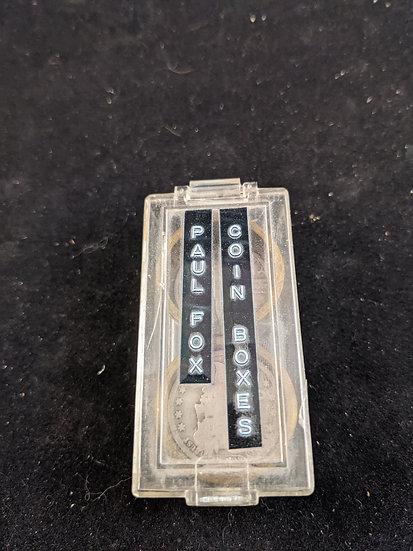 Paul Fox Coin Box