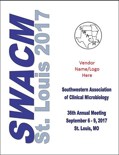 Programs with Vendor Logo on Front Cover