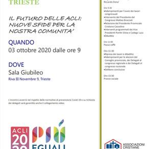 Il 26° Congresso delle Acli Provinciali di Trieste: una questione di comunità