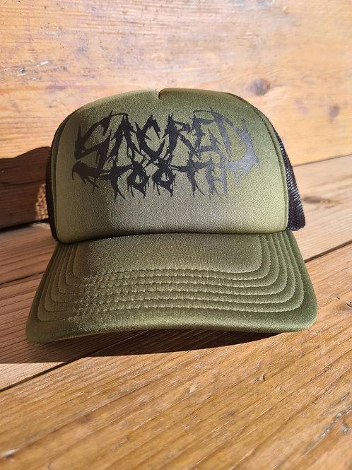 """Death Metal "" Trucker Hat"