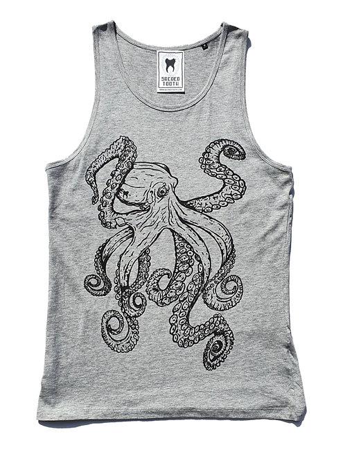 "Sacred Tooth ""Octopus"" Men's Tank Top"