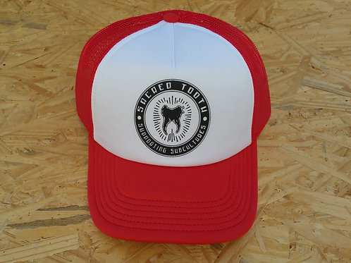 """Supporting Subcultures"" Trucker Hat"