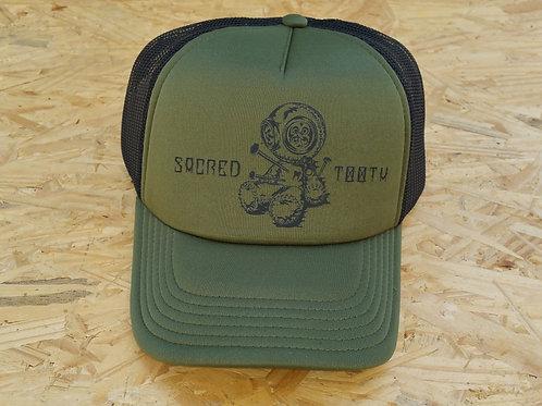 """""""Voodoo Doll"""" Trucker Hat"""