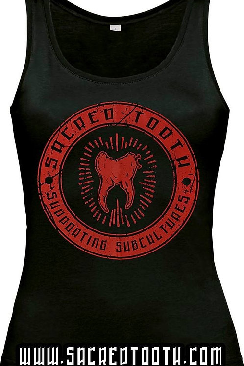 Supporting Subcultures Women's Tank Top