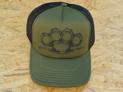 """""""Knuckle Duster"""" Trucker Hat"""
