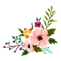 Centro de flores 6