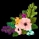 Arranjo de flor 6