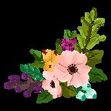 Blomma arrangemang 6