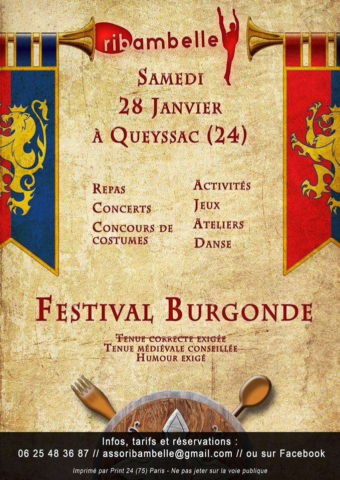 Festival Burgonde