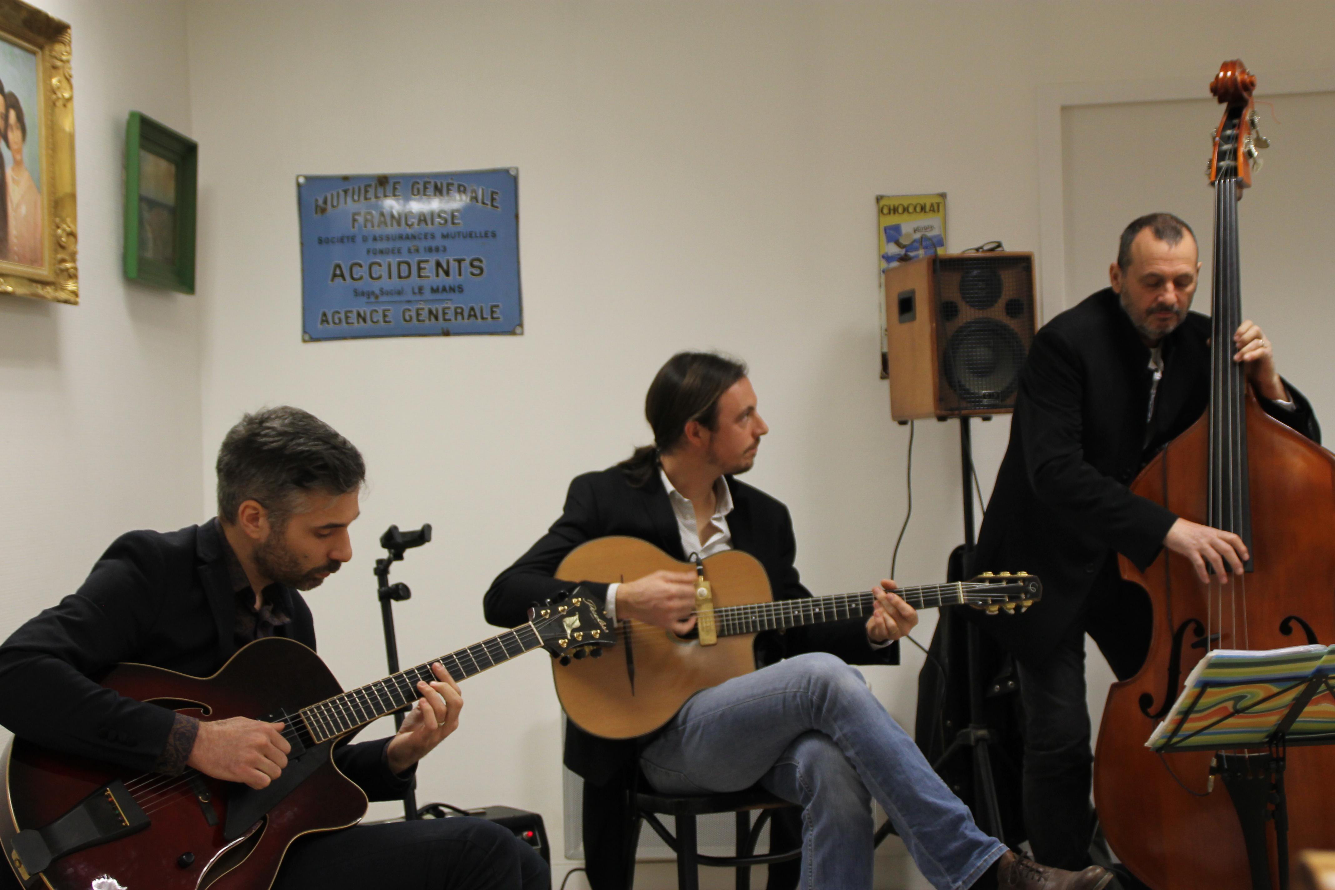 Concert Chez Albert