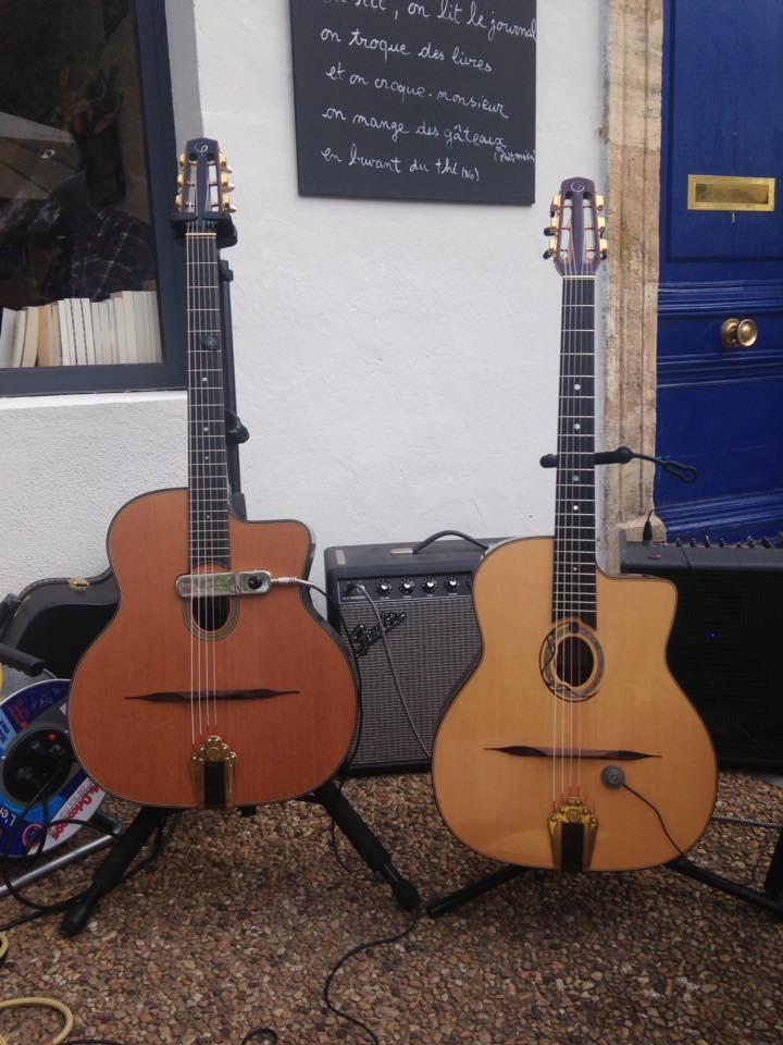 Guitares Philippe Cattiaux