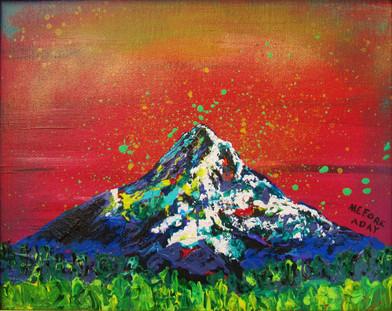 Mt. Hood Rainbow