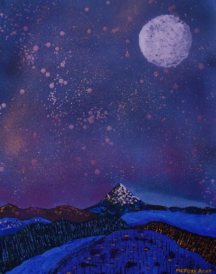 Mt. Hood Nightscape