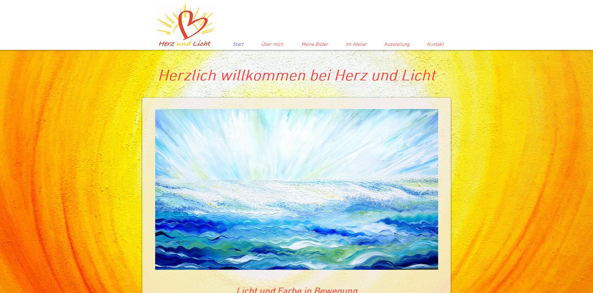 Herz und Licht, Marianne Teuscher, Seengen