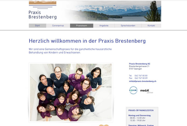 Praxis Brestenberg AG, Seengen