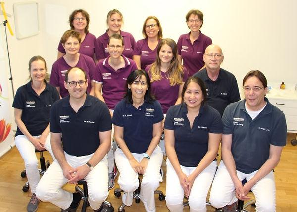 Team Praxis Brestenberg Seengen