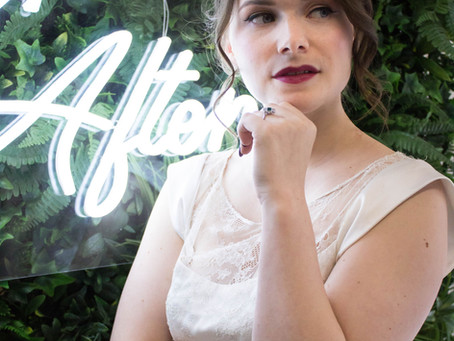 Wedding Planner Cambridgeshire Shares a Modern + Sleek Styled Shoot Bridal Inspiration