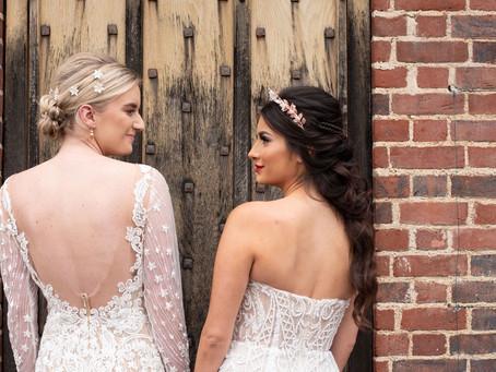 Choosing your Wedding Hair Stylist in Hertfordshire...