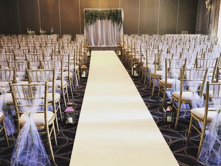 Wedding Planner Hertfordshire Shares Ideas of How to Dress Your Wedding Venue