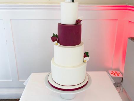 Hertfordshire based Cake Maker's Shares Tips and Tricks on Choosing your Wedding Cake