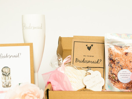Wedding Planner Bedfordshire Shares How to Propose to your Bridesmaids