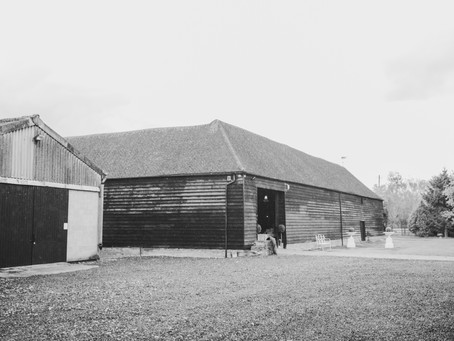 Wedding Planner Bedfordshire Shares The Barn at Brookend, Green Farm