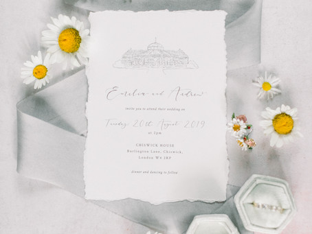 Wedding Planner Cambridgeshire Shares Different Stationery Ideas for your Wedding
