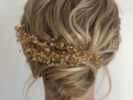 Hertfordshire Hair Stylist shares Tips and Tricks on choosing your Wedding Hair Style