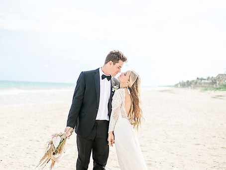 Wedding Planner Cambridgeshire Shares a Mexico Destination Wedding - TULUM