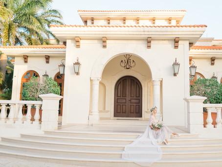 Wedding Planner Cambridgeshire Shares a Wedding Inspiration at Villa La Joya in Mexico