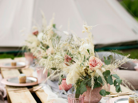 Wedding Planner Shares an Intimate Picnic Package for Bridal Showers