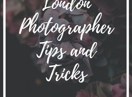 London Wedding Photographer Shares her Tips and Tricks on Wedding Photography
