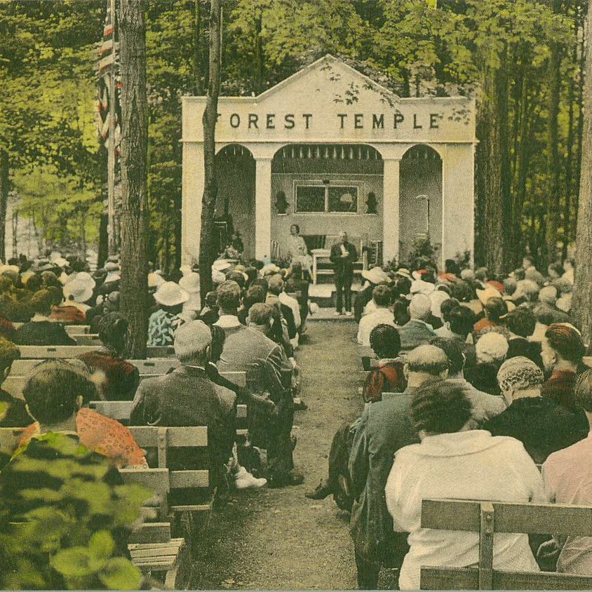 4PM FOREST TEMPLE Message Service