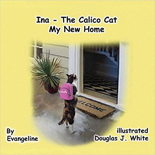 Ina The Calico Cat My New Home