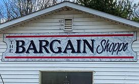 The Bargain Shoppe